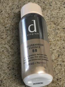 資生堂 ブランド d program アレルバリア エッセンスBB 敏感肌用化粧品