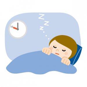 肌荒れ 原因と対策 美肌つくり 早寝早起き