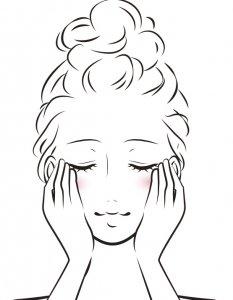 アトピー性皮膚炎 症状 原因 お化粧