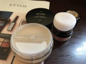 敏感肌 乾燥肌向け ETVOS ミネラルファンデーション